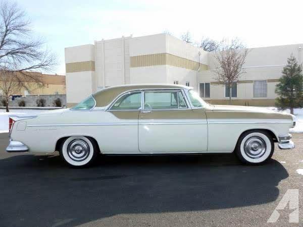 1955 Chrysler New Yorker zu verkaufen (ID) – zu verkaufen in Boise Idaho   – Vintage Cars