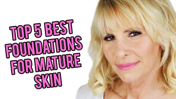 Best drugstore foundation for over 50