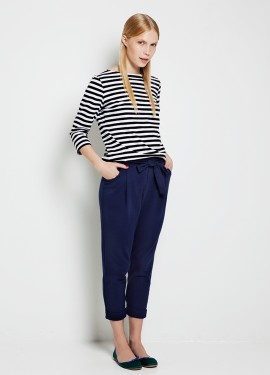 I love the striped shirts by Marimekko.