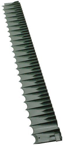 Easy Gardener 8748 Emerald Edge 4-Foot Pound In Landscape Edging - Green by Easy Gardener. $10.52. Pound in edging. Flexible - bends easily. Sections lock together with living hinge connector. Installs in minutes, lasts for years. From the Manufacturer                Without proper edging, the landscape bed of your dreams can lose its shape and quickly become a nightmare. That's where Easy Gardener 8748 Emerald Edge 4-Foot Pound In Landscape Edging (Green) comes in...