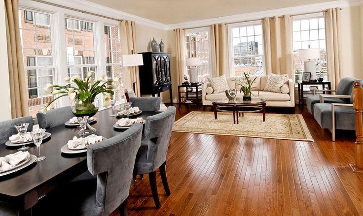 Model Home Interior Set Delectable Inspiration