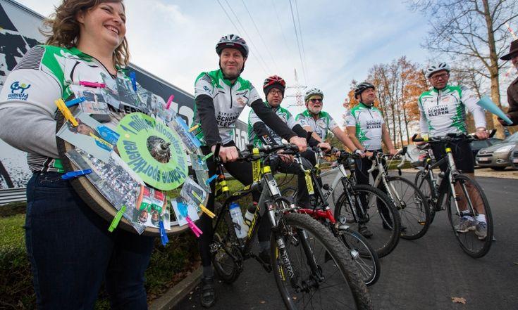 1 Miljoen kilometers voor Schone Sportkleren voor Bioracer