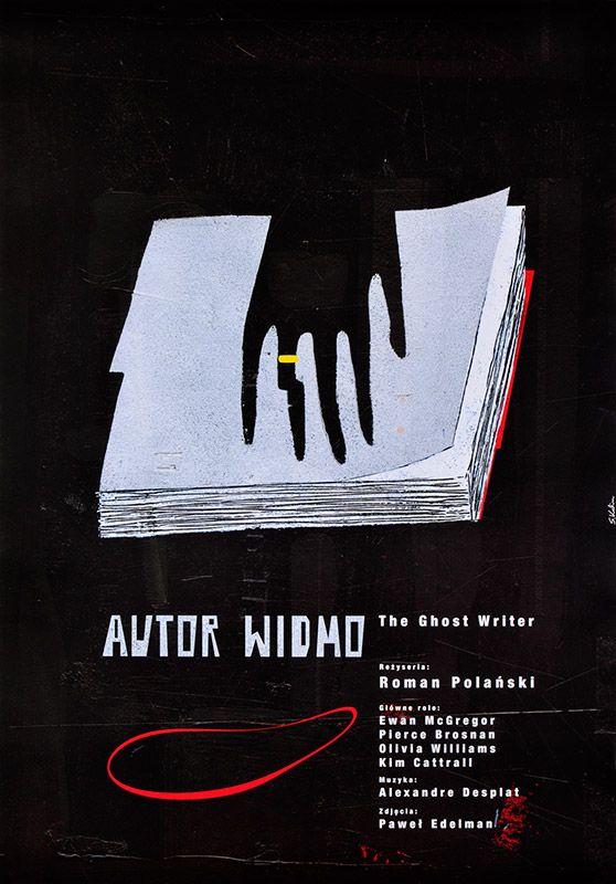Sebastian Kubica, Autor widmo, 2016, Size: B1