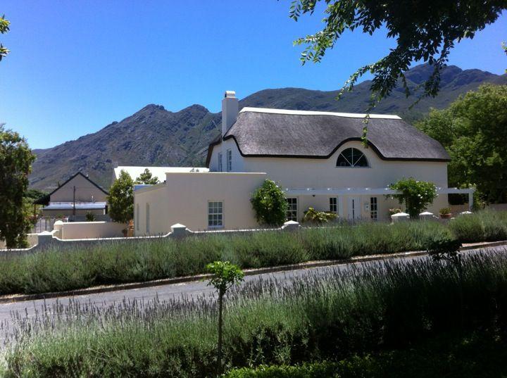 Franschhoek in Western Cape