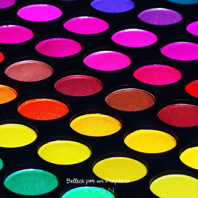 Cada día un color...para miradas a puro neón.