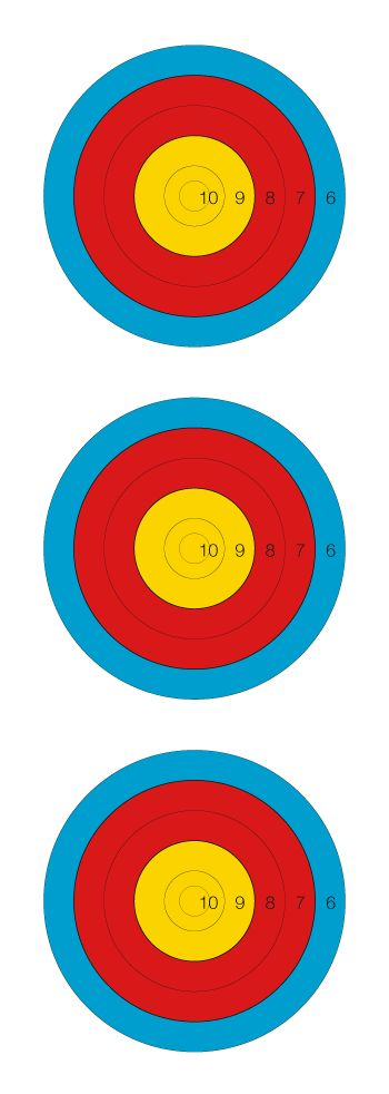 Target archery is the most recognisable format of modern archery. It takes place both outdoors and indoors, over distances of up to 90 metres and using the traditional five-colour, 10-ring target. International target archery includes two bowstyles: recurve and compound. Recurve target archery is included on the Olympic Programme, compound target archery is featured at the World Games and both are included in the Paralympic Games. Target archery is practised in clubs in over 150 countries…