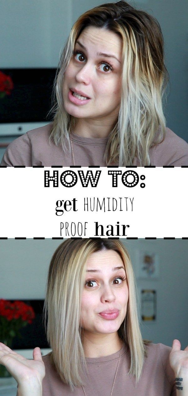 How to Beat the Heat with Humidity Proof Hair