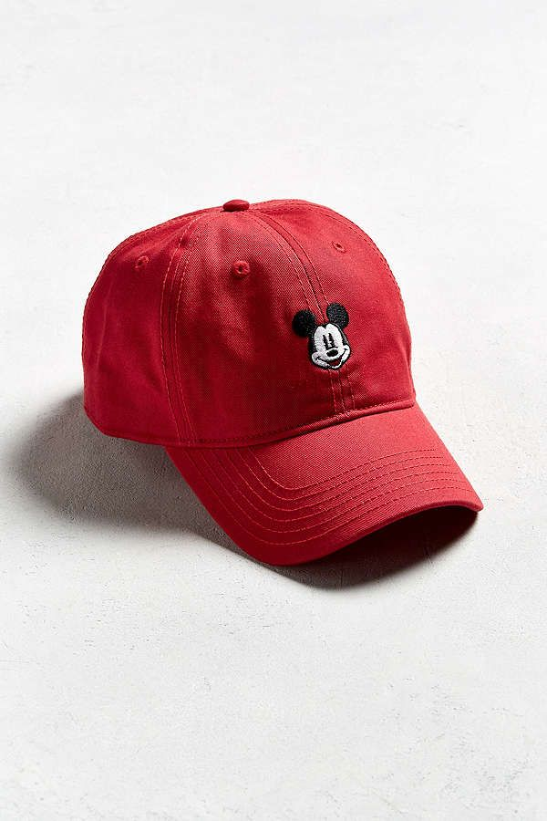 Slide View: 1: Mickey Mouse Dad Hat