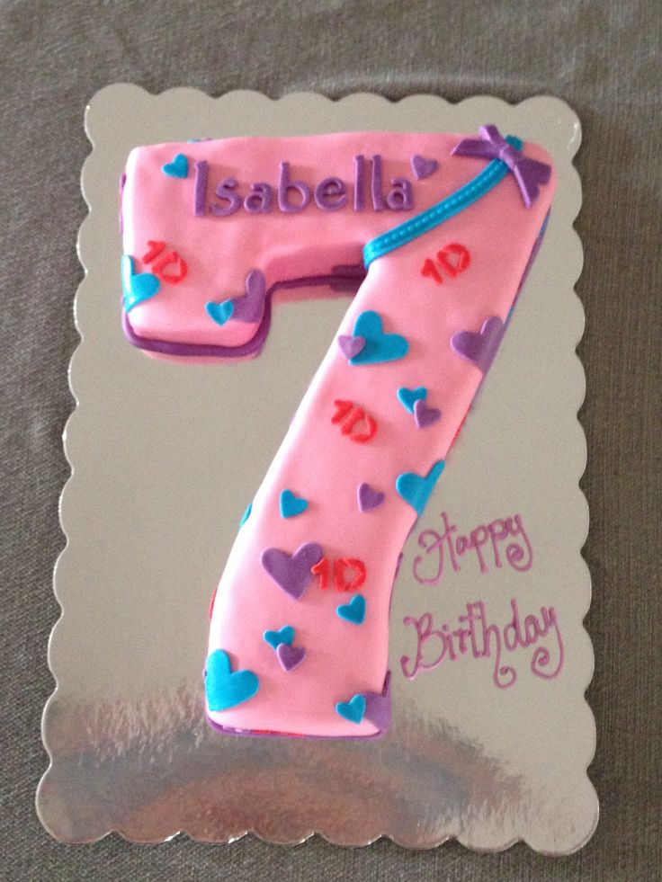 Birthday Cake Ideas Girl 7 : 17 Best images about Berkley cake on Pinterest ...