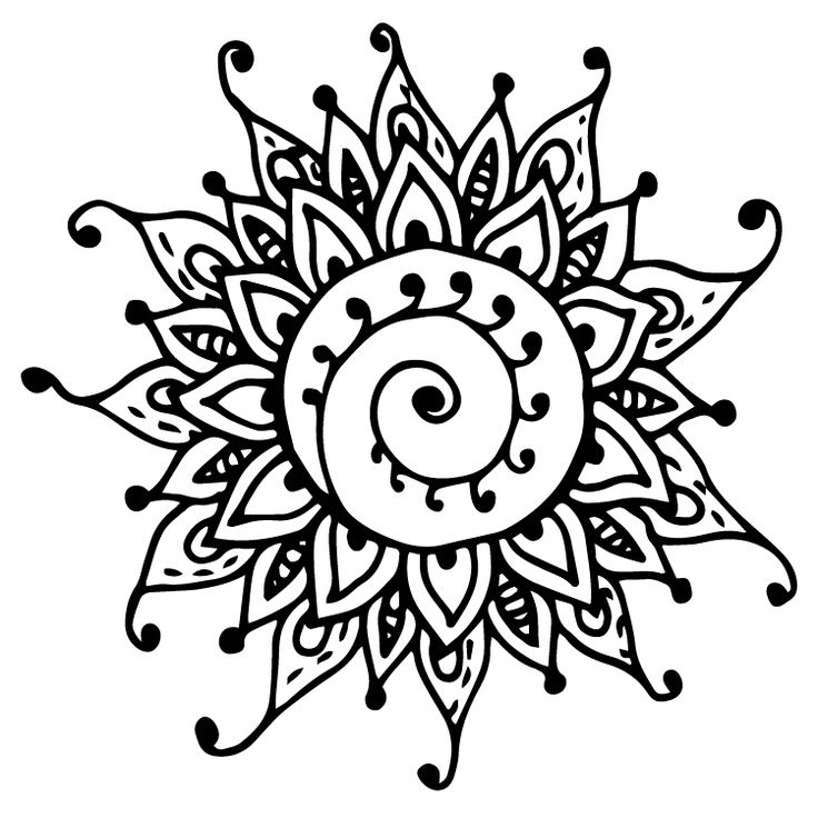Henna Design Temporary Tattoos #634
