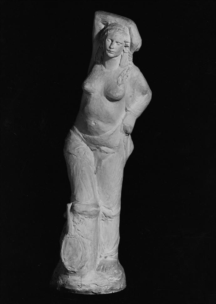 Αφροδίτη (1931) Εθνική Γλυπτοθήκη Γύψος