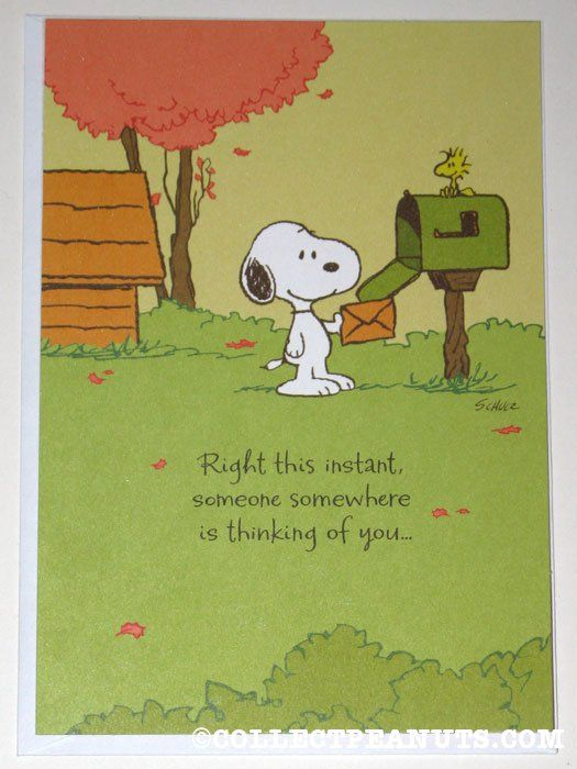 Happy Thanksgiving Greeting >> Peanuts General Greeting Cards | Cards 2 | Pinterest | Snoopy, Cards and Charlie brown