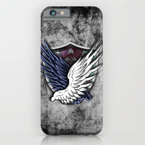 Attack on Titan Legion iphone case, smartphone