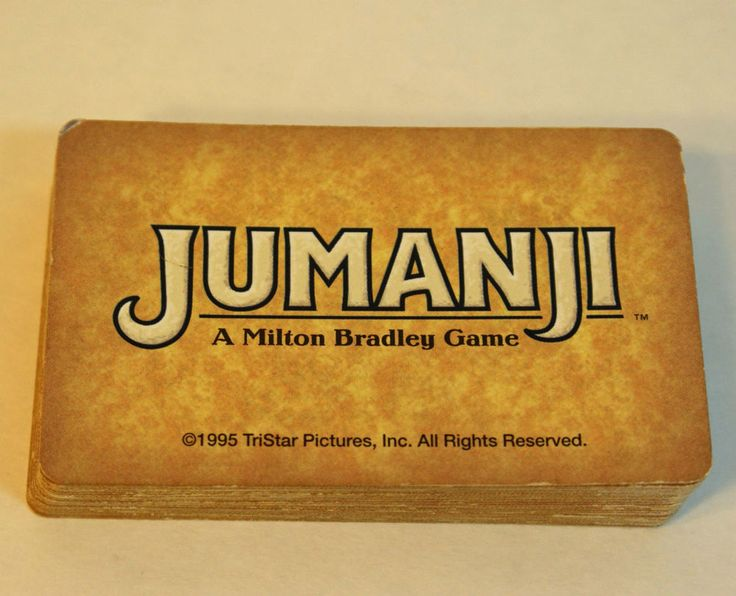 jumanji board game how to play