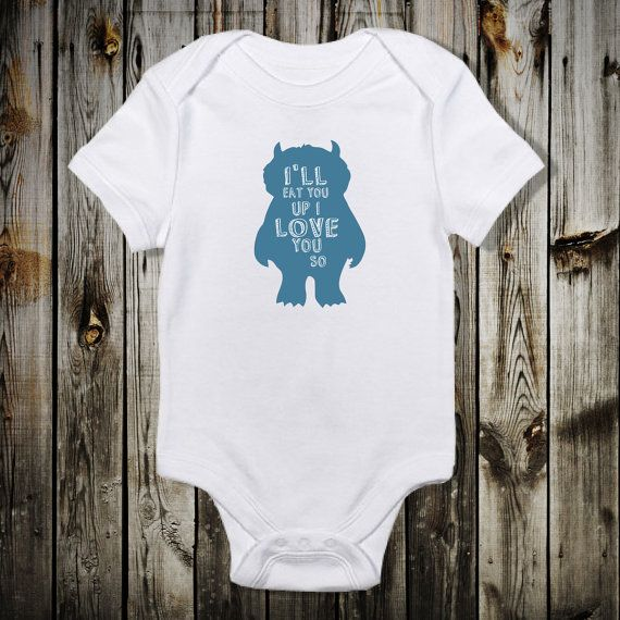 Hey, I found this really awesome Etsy listing at https://www.etsy.com/listing/187341501/baby-boy-cute-where-the-wild-things-are
