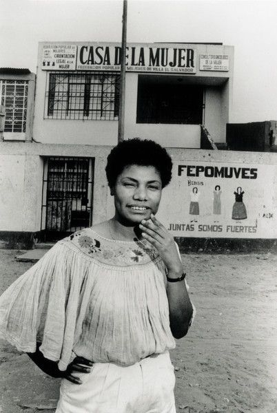 María Elena Moyano Delgado (29 November 1960 - February 15, 1992) was a Peruvian community organizer and activist of Afro-Peruvian descent who was assassinated by the maoist Shining Path (Sendero Luminoso) insurgent movement. Although only one of many atrocities committed during the most violent period of Peru's modern history, her death resulted in a public outcry.