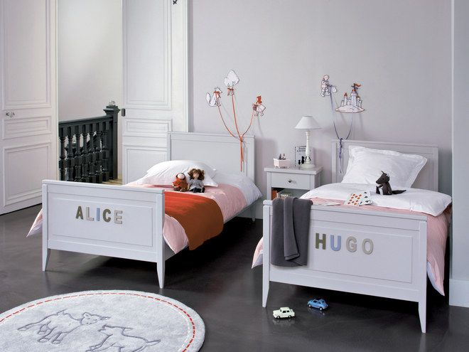 chambre d 39 enfant 90 id es pour les faire r ver deco album and d. Black Bedroom Furniture Sets. Home Design Ideas