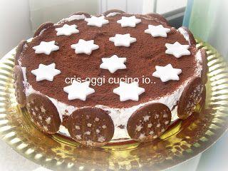 Oggi cucino io....: LA TORTA PAN DI STELLE