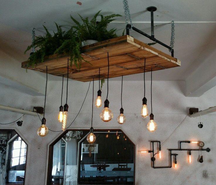 Best 25 lamparas techo ideas on pinterest lamparas de for Suspension contemporaine salon