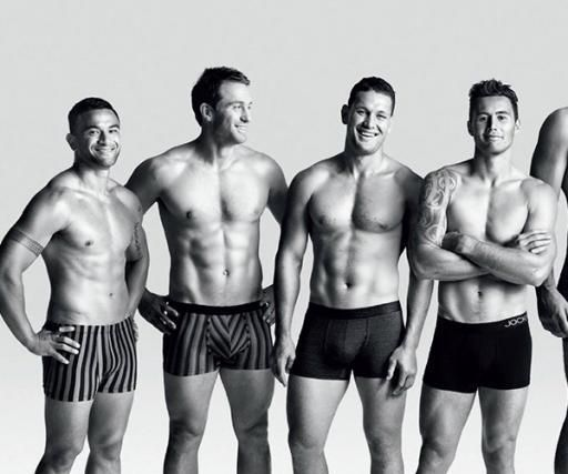 New Zealand All Blacks Rugby team