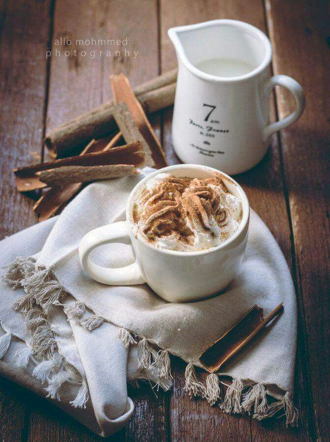 coffee time first... Il est pas question que je te laisse encore sapper mon…
