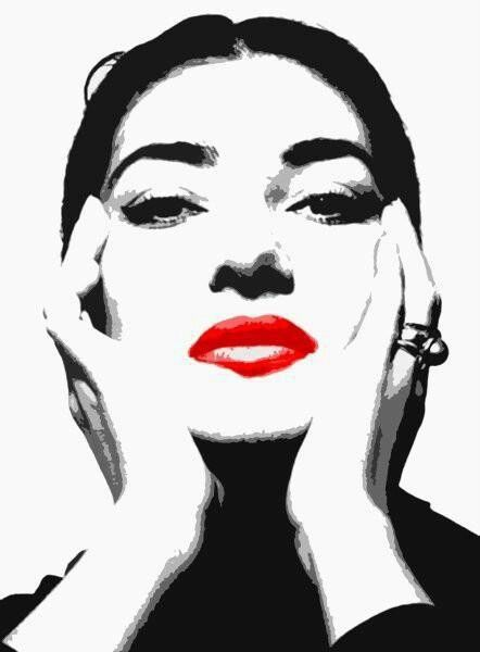 106 best maria callas images on pinterest