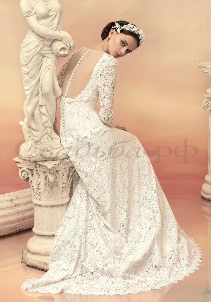 Свадебный бутик Alicia D`nozze (Москва) | Свадебные платья от 18000 руб.