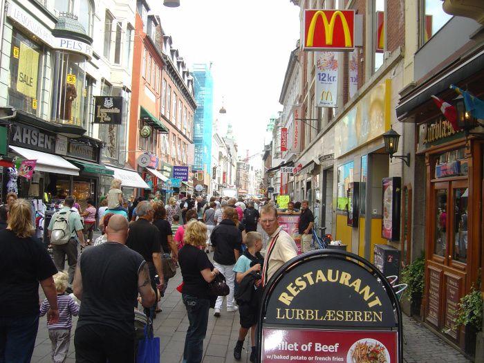 Copenhagen--Denmark-tourist attractions