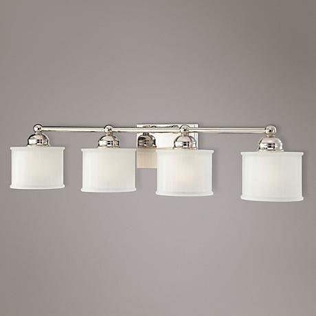 Minka Lavery 1730 Series 4 Light Bath Wall Light - I like this style for the bathroom!