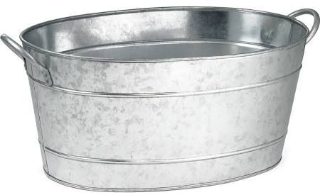 For Sale Large Galvanized Tub Buckets Weddings Google