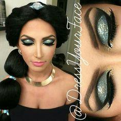 arabian princess makeup - Google Search