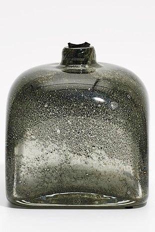 Henri Edouard Navarre (French, 1885–1971) Title:     RECHTECKIGE VASE  Medium:     glass Size:     15.5 cm. (6.1 in.)