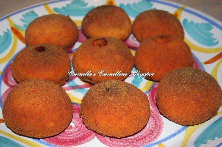 Dal blog: Cannella e Cannelloni  L'Iris, è una preparazione tipica siciliana, riconosciuta e inserita nella lista dei prodotti agroaliment
