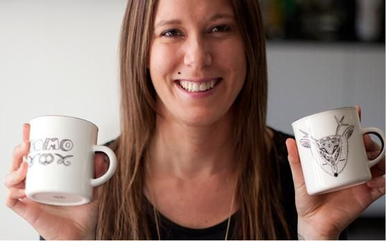 Slice of Life - Interview with Natalie Vice in Food & Home Entertaining