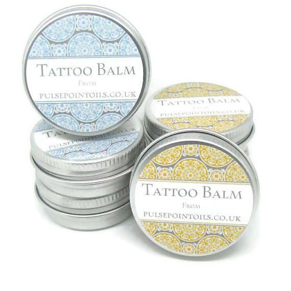 Tattoo Healing Balm For Inked Skin Aftercare Salve Color Enhancer