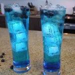 Alkollü Blue Lagoon Kokteyl Tarifleri