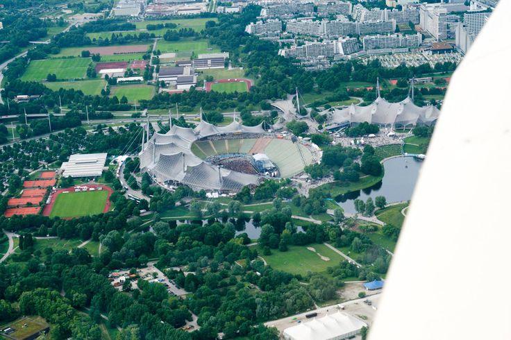 Rockavaria im Olympiastadion München