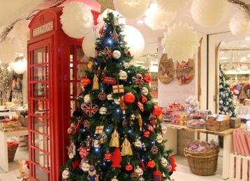The Christmas Emporium, Selfridges W1