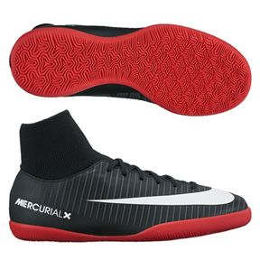 Nike Youth MercurialX Victory VI DF Indoor Soccer Shoes (Pitch Dark): http://www.soccerevolution.com/store/products/NIK_13228_F.php
