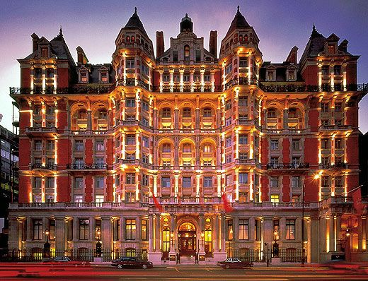Mandarin Oriental Hyde Park Luxus Hotel, England, London