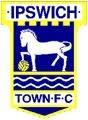older style ITFC badge