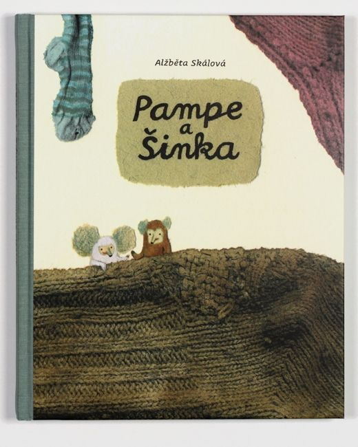 Pampe a Šinka // Alžběta Skálová