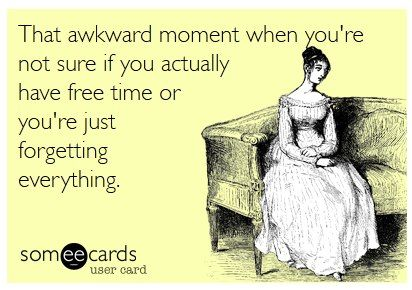 Yep. I feel like this every day.