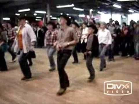 la France se met a la danse country avec de nombreux club de danse qui se sont créés un peu partout , Last  Night  est dansé dans tous les bals country qui sont organisés , les danseurs du clip  ont été filmés au salon country western de  Cergy Pontoise  en  2008 , cette année ces mêmes danseurs étaient  présents également à ce salon , on peu  l...