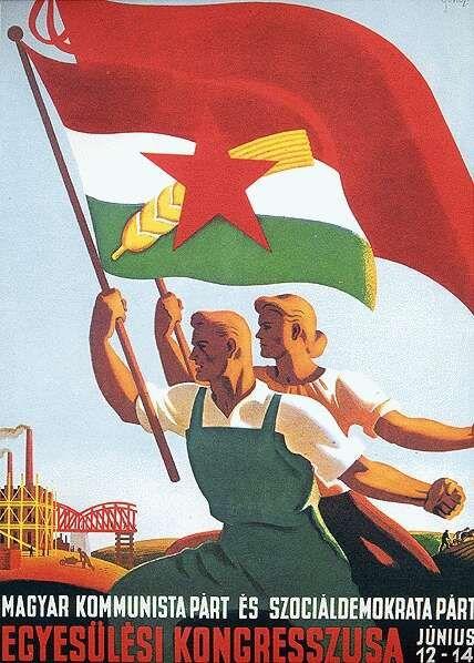 Folha Marxista: 72% da população da Hungria afirma que vivia melhor no socialismo