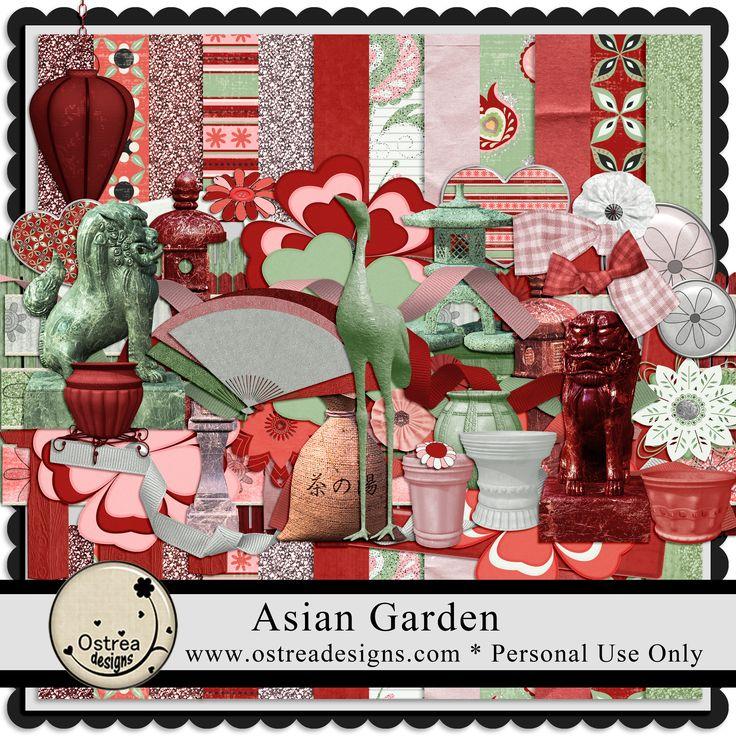 Asian Garden http://www.ostreadesigns.com/
