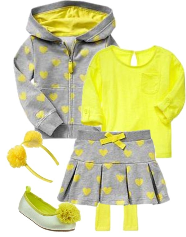 Gap Toddler Girl Neon Gifts