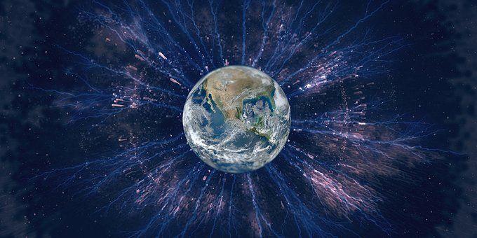Aarde, Universum, Wetenschap