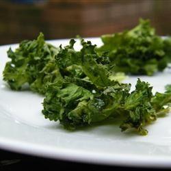 Baked Kale Chips