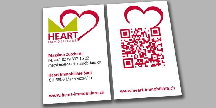 #ShinDesignRenzullo: nuovi biglietti da visita per la Heart Immobiliare Sagl http://ht.ly/UMcXH